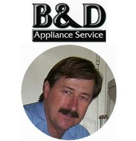 Bob Meadows-Owner of B&D Appliance Service