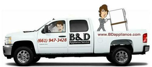 More About B Amp D Appliance B Amp D Appliance Repair Palmdale